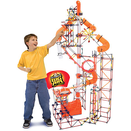 Ultimate Big Air Ball Tower