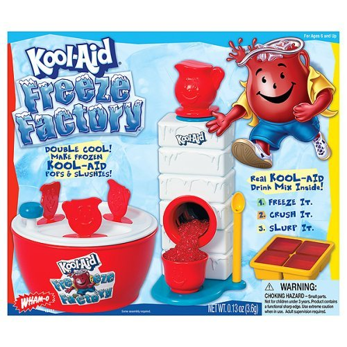 Kool-Aid Freeze Factory