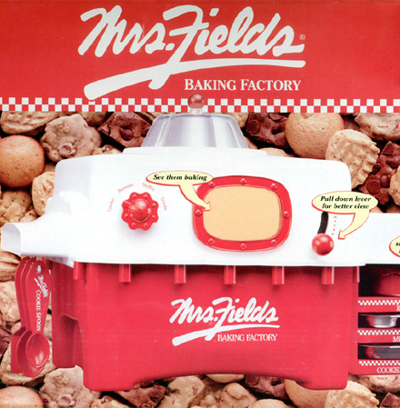 Mrs. Fields Baking Factory