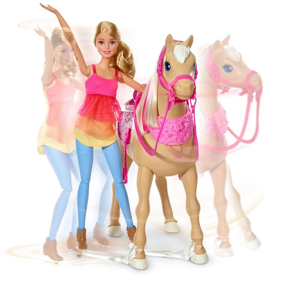 Barbie Dancin' Fun Horse