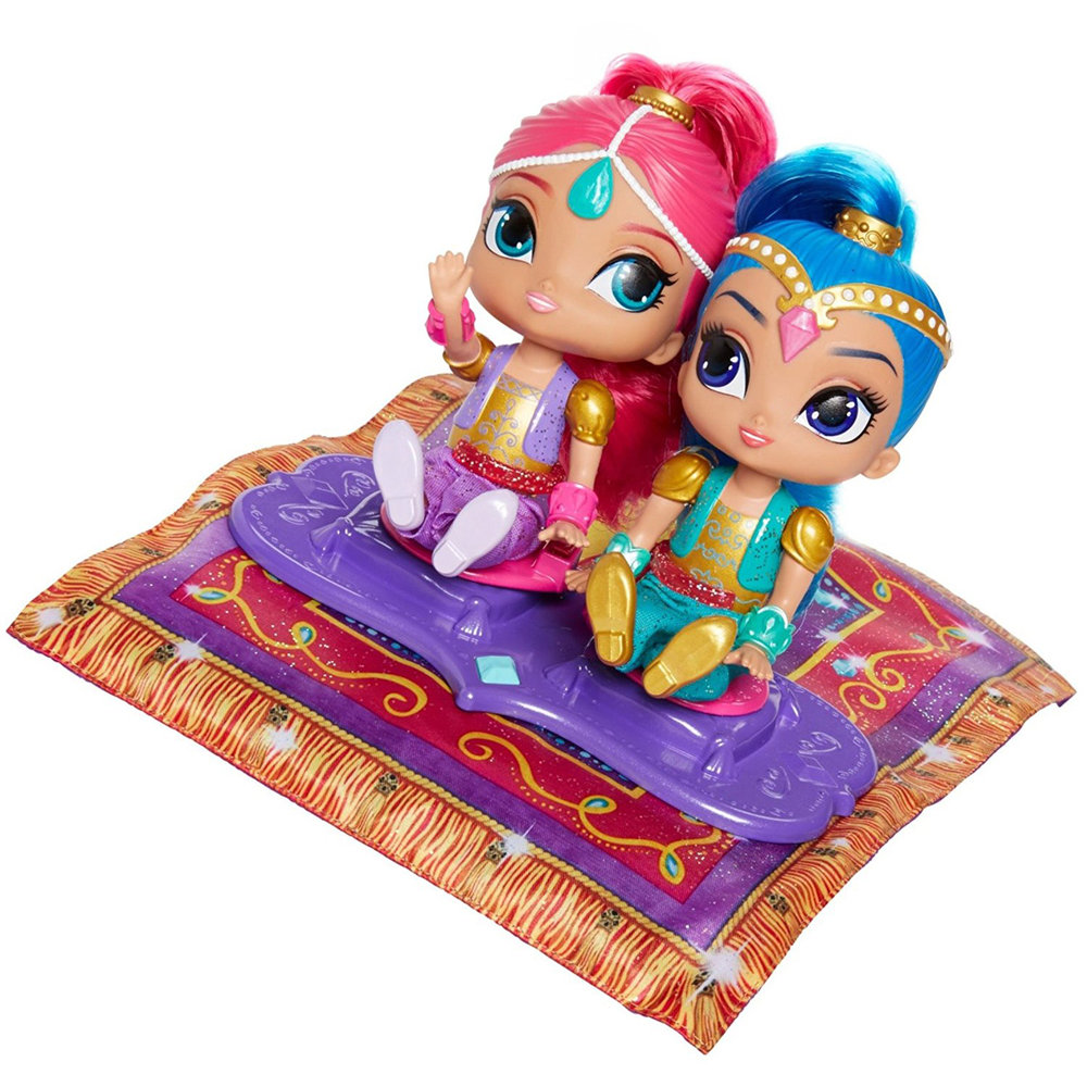 Shimmer & Shine Magic Flying Carpet