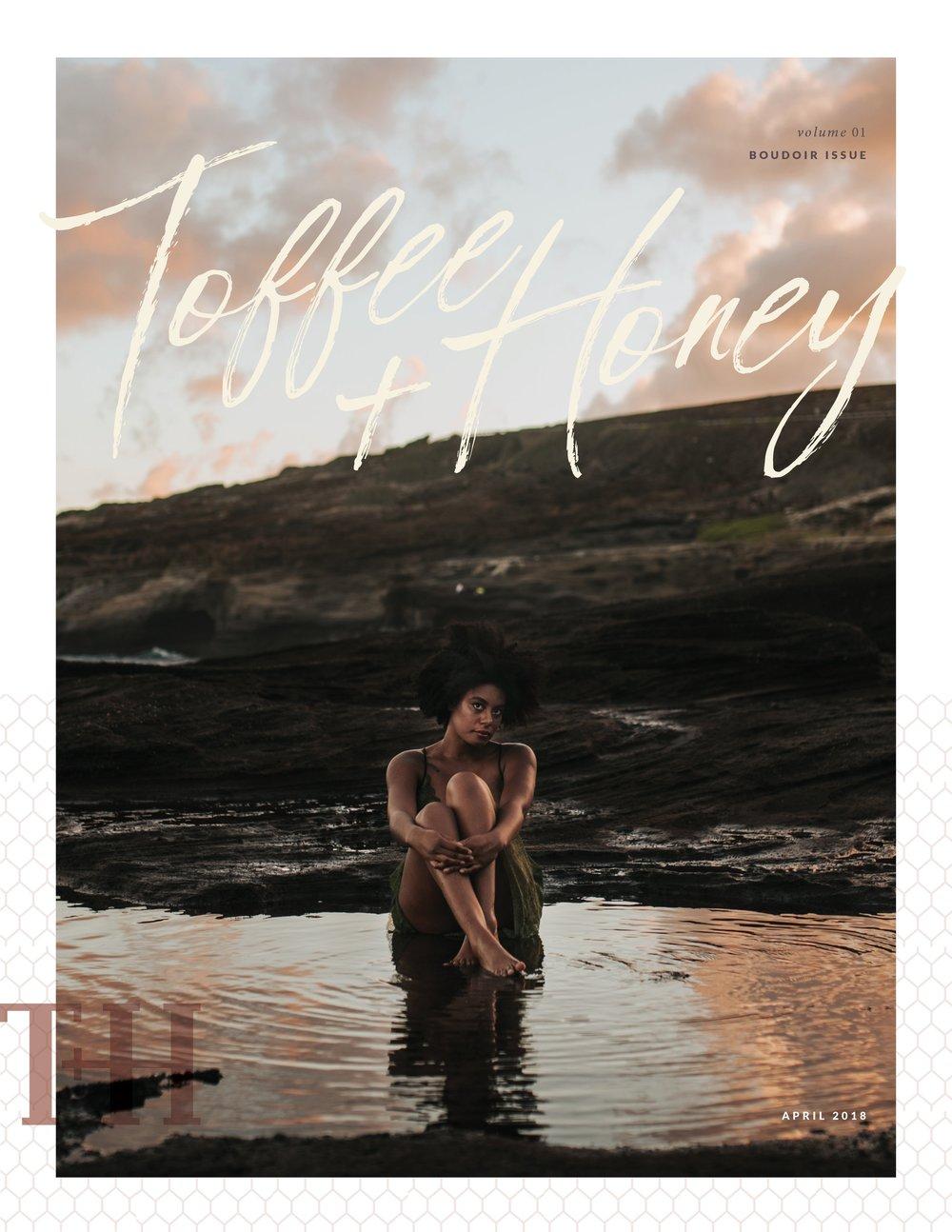 Cover Toffee Honey Magazine.jpg