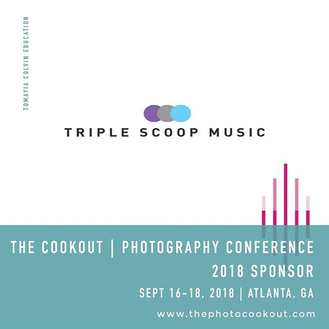 "You ever put together a beautiful photo slideshow, video and/or ad but didn't know where to look for music to accompany your work?  Triple Scoop Music makes it easy to find music, license that song or soundtrack and download in WAV and MP3 format.  Triple Scoop Music has over 35,000 songs with more than 1,000 artists, songwriters and composers.  They offer licensing for photographers, filmmakers, small businesses, webisodes/vlogs, corporate, non-profit/charity, real estate, government, Indie film/festival, schools/universities and podcasts.  If what you need doesn't fall into one of those categories they also offer custom licensing.  Earlier this year I had a BOLD idea to host a photography conference AND have a line up featuring black speakers.  To say I am eternally grateful for the support of companies and vendors who reached out and said, ""How can we support?"" I am forever thankful.  Thank you Triple Scoop Music for your support!"
