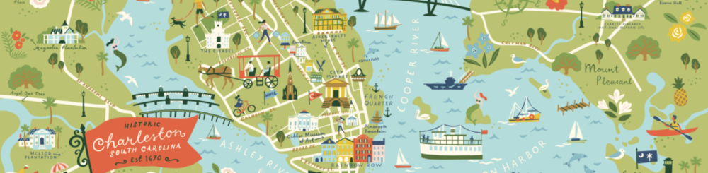 Spartina Map Products 20% off!