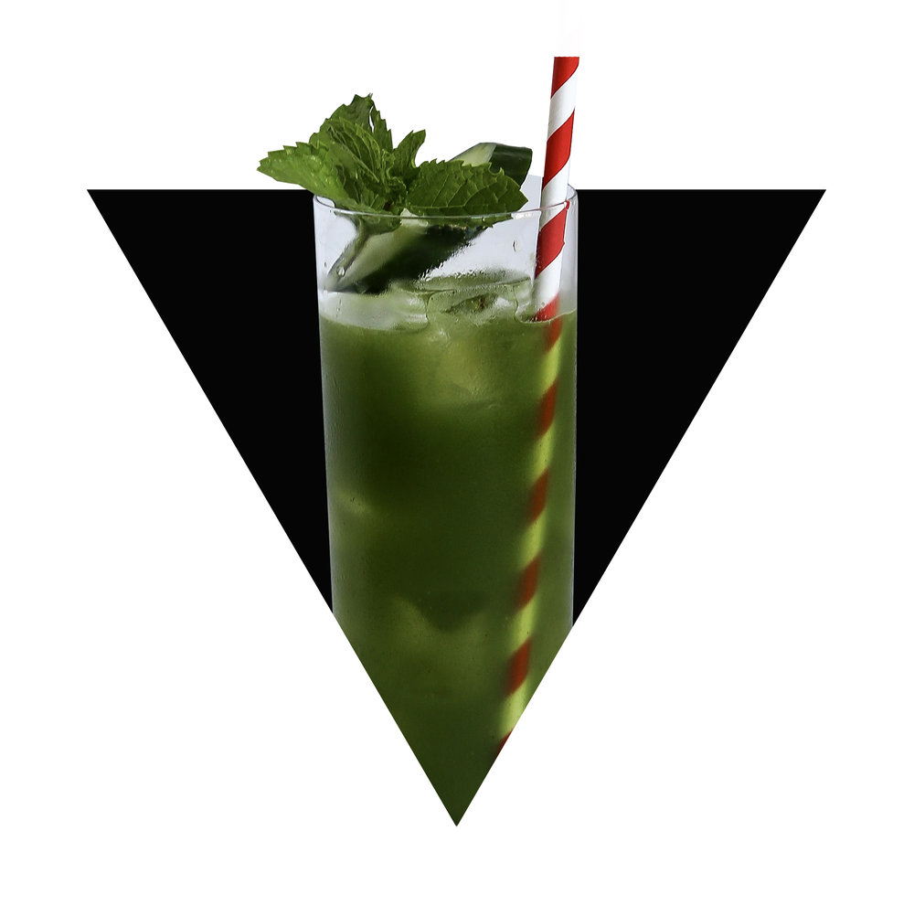 Detox Retox - Ingredients:2 oz VIVA Joven Tequila1 oz Cucumber Juice3/4 oz Mint Syrup3/4 oz Fresh Lime Juice1/2 tspn Matcha PowderHow To Mix:Add all ingredients to a shaker with ice. Shake well and strain into a glass with crushed ice.