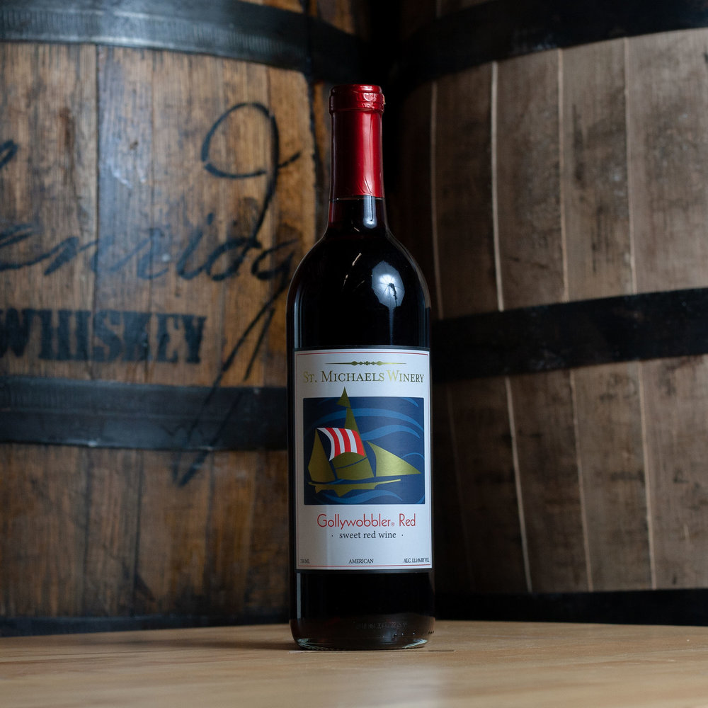 St Michaels Winery Gollywobbler Red Petite Cellars