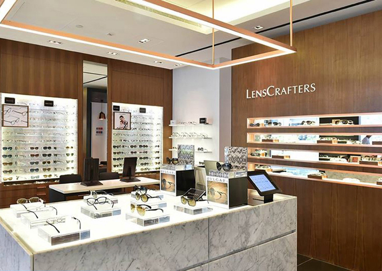 LensCrafters   All USA Macy's