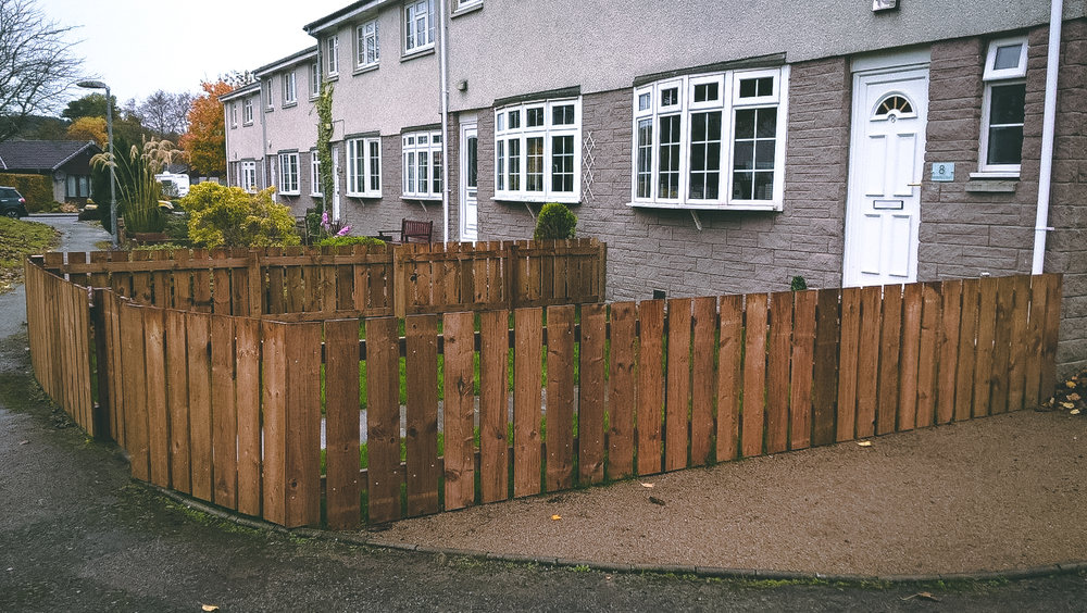 Westhill Fencing