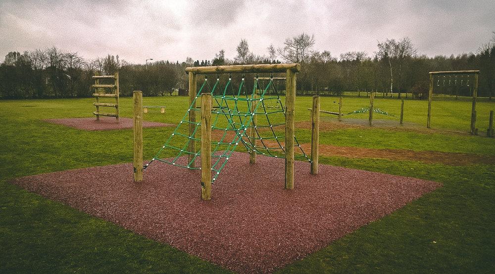 Kemnay Play Park Installation