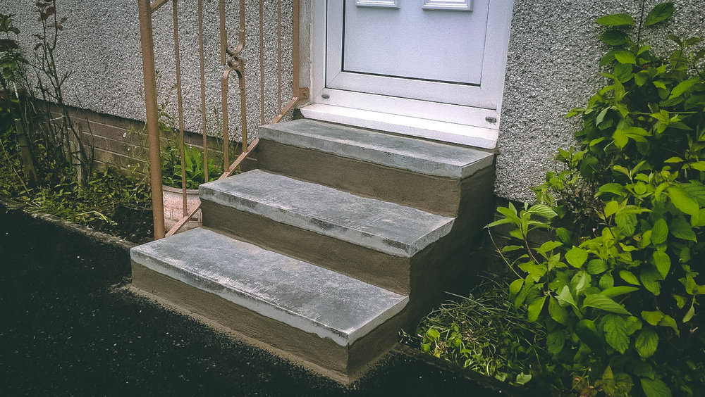 Step adaptations for access