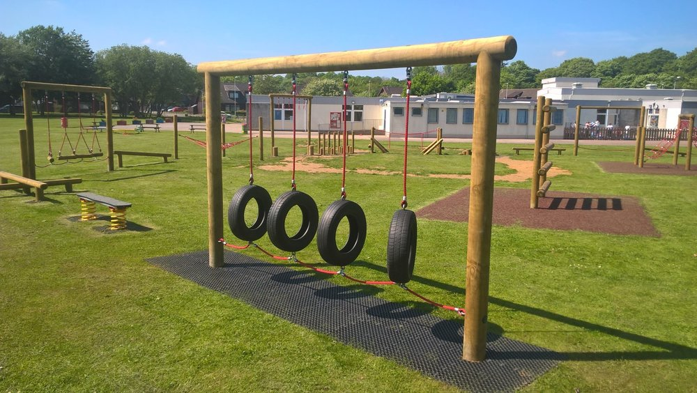 Kemnay play park
