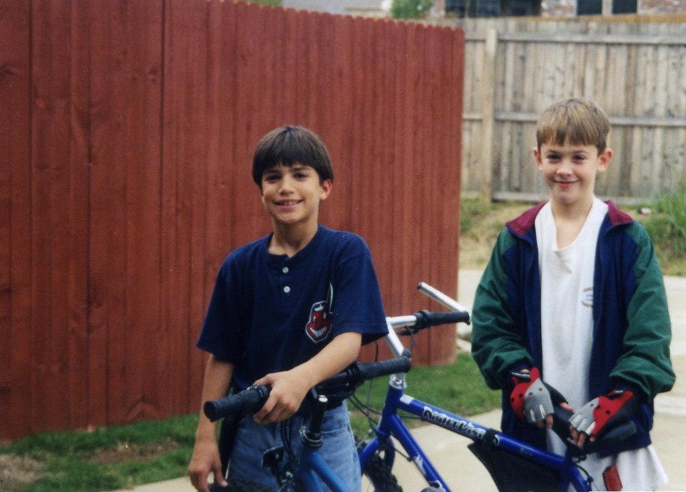 1998-Sammy Torres and Chad.jpg