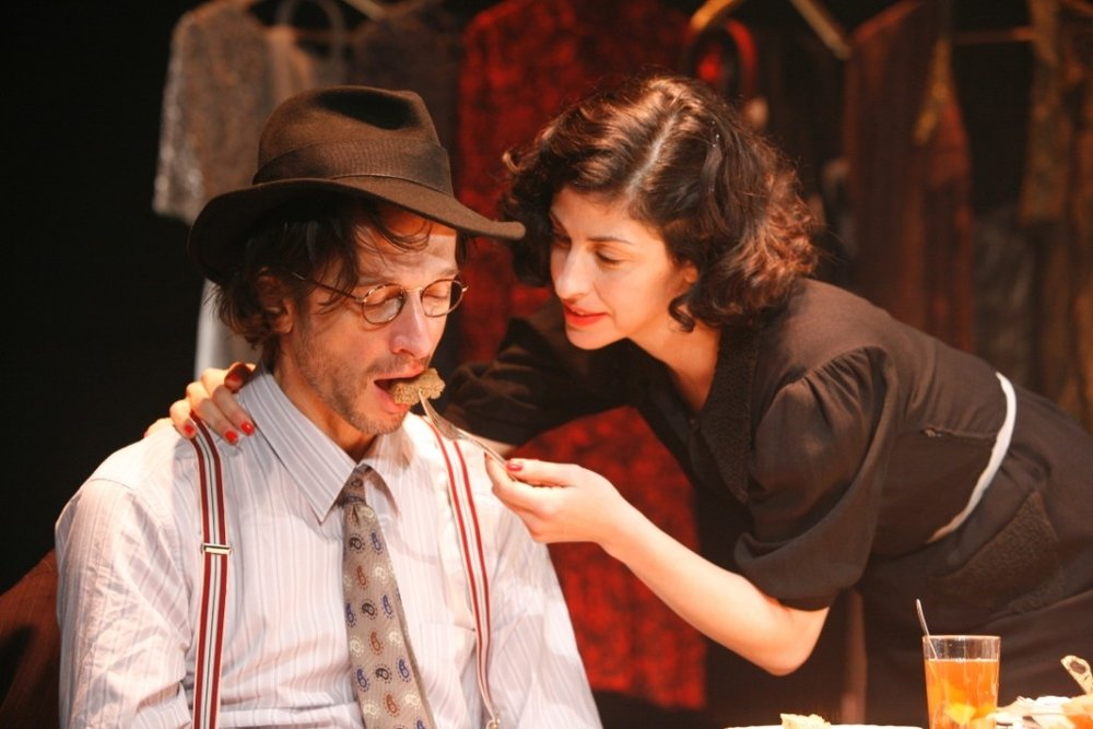 Enemies, A Love Story, produced by  Gesher Theater .