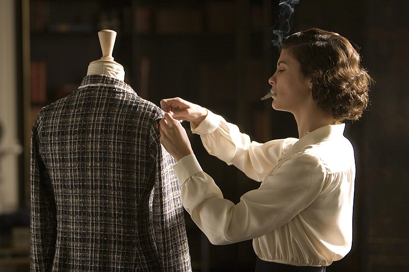 """Audrey Tautou in """"Coco Before Chanel"""""""