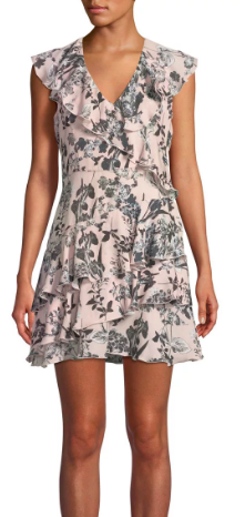 Floral Dorothy Sleeveless Dress