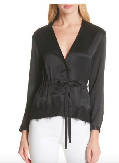 RAG AND BONE BLOUSE FIT