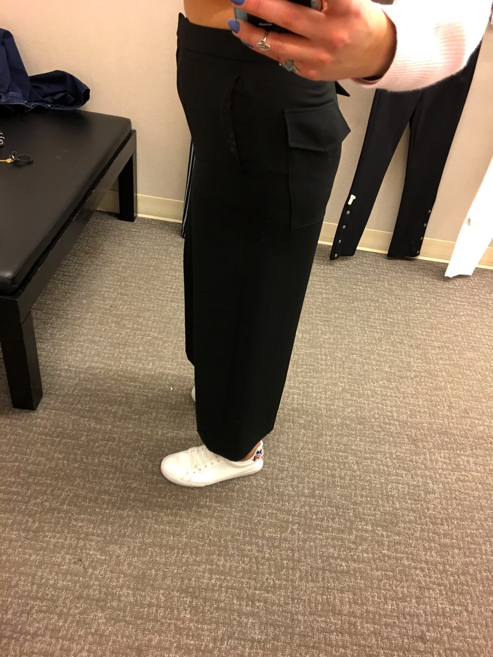 marci wide leg crop pants