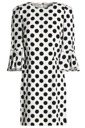 Dolce Gabbana Crepe Mini Dress