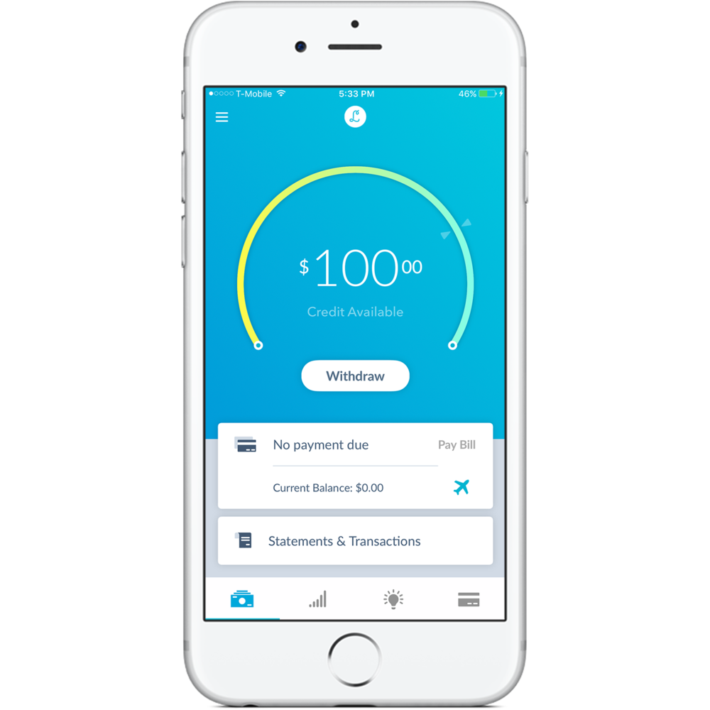 Dashboard - User home screen with access to the applications most essential features