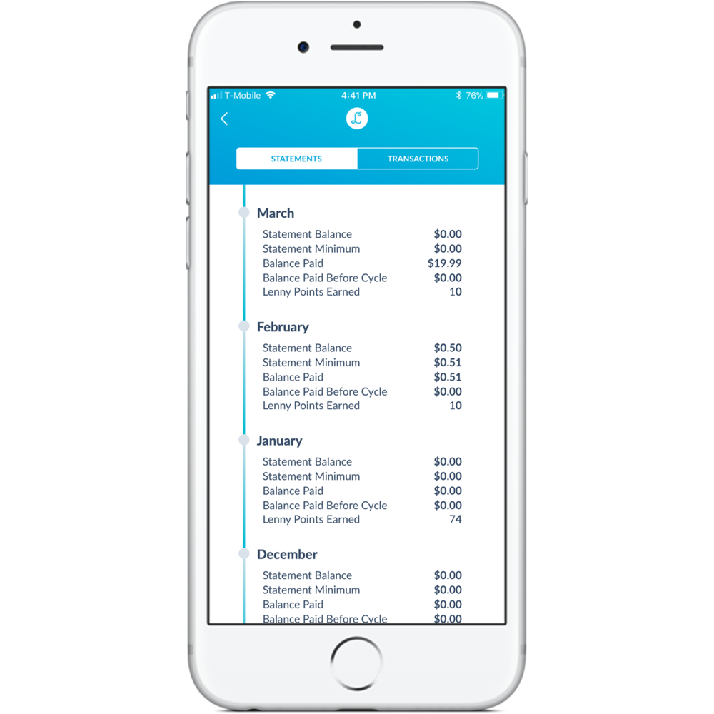 Statements - Simplified financial statements prioritizing clarity and transparency