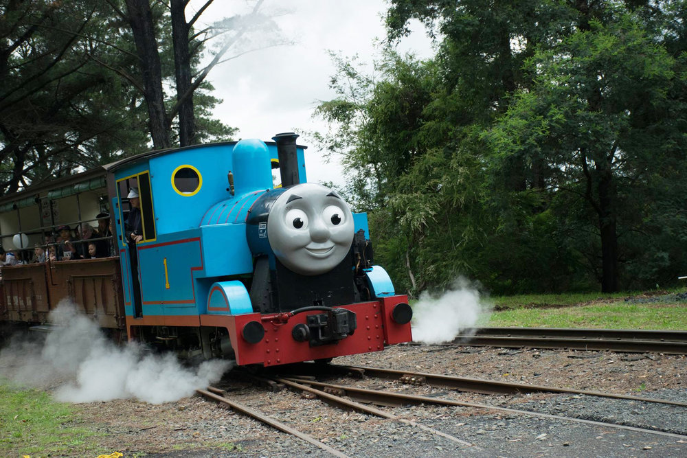 kids fun with with thomas 2018