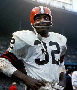 307609a54a Outspoken African-American Leader And NFL Hall Of Famer Jim Brown Comes Out  As White