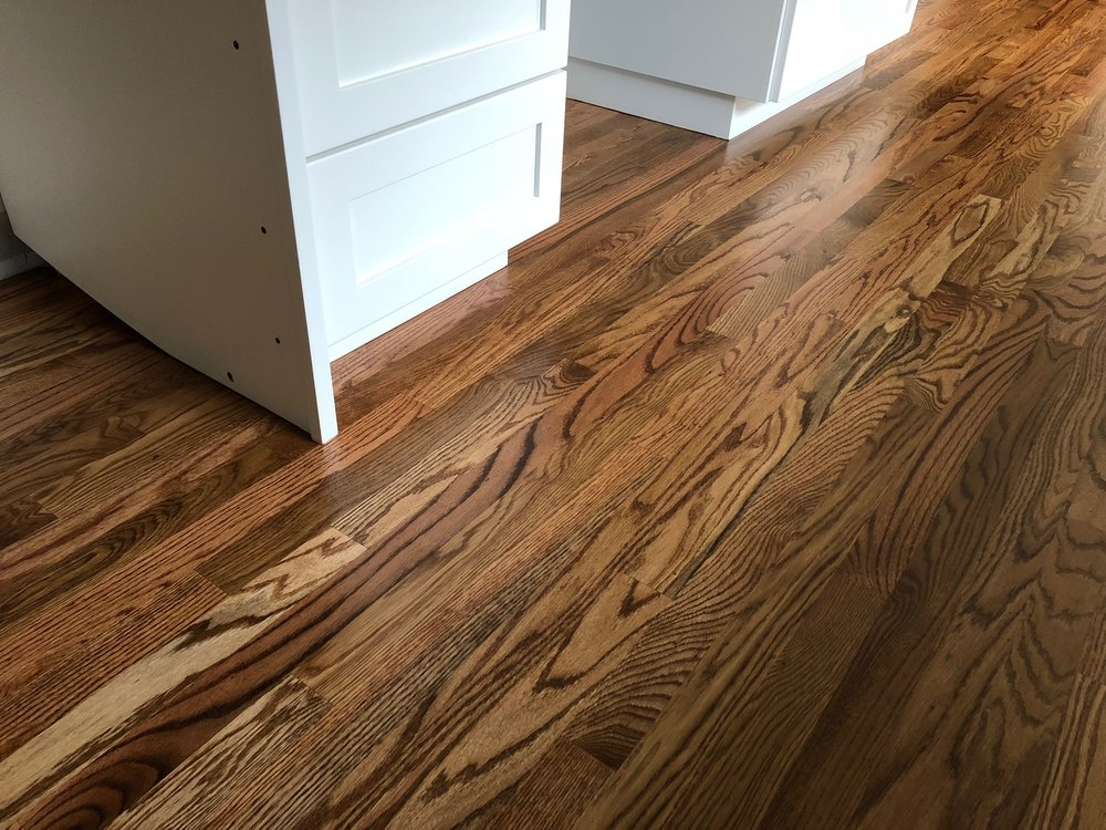 #2 Red & White Oak mix