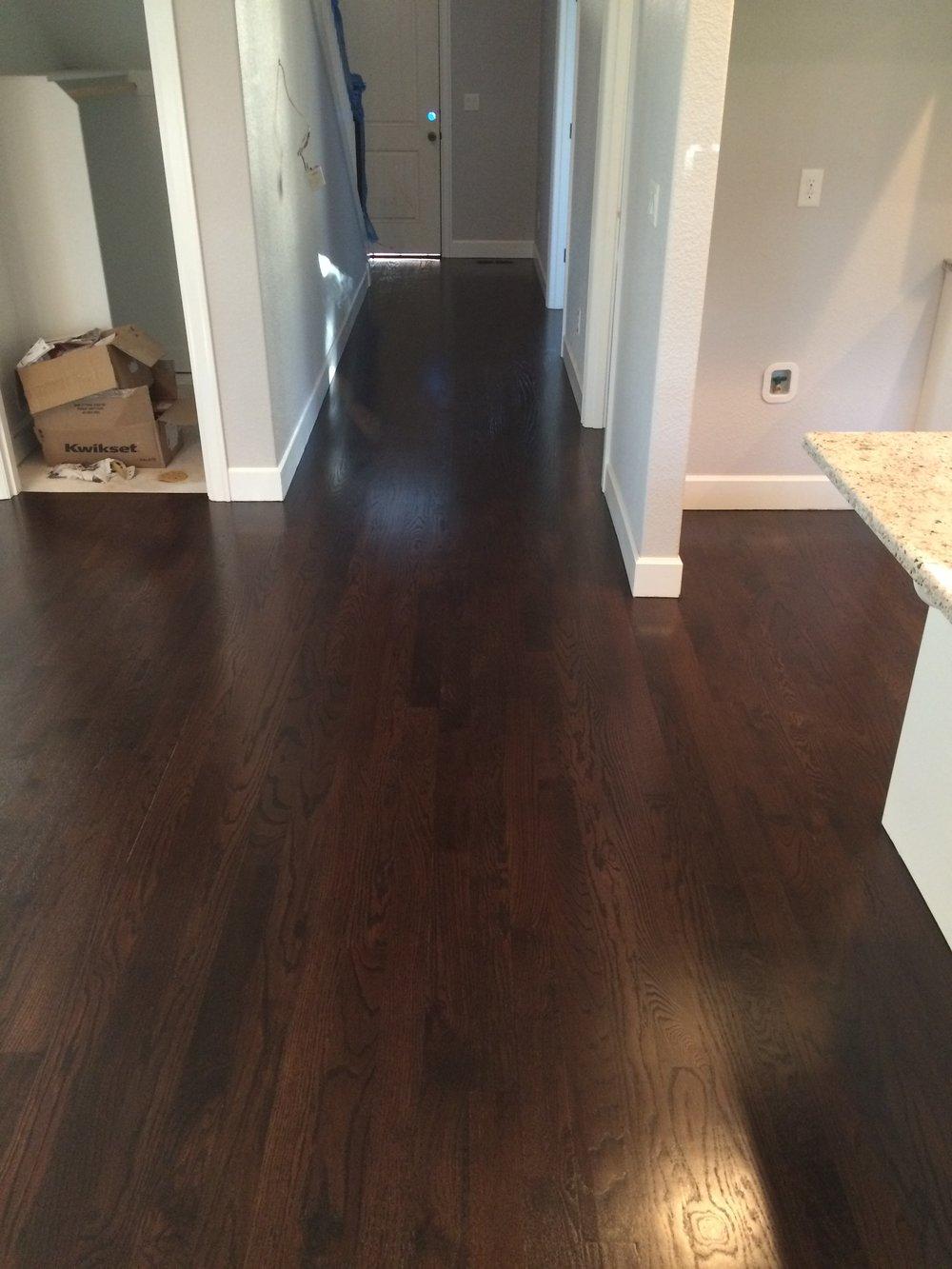 #1 White Oak Plank