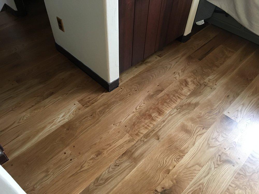 #1 Wide Plank White Oak
