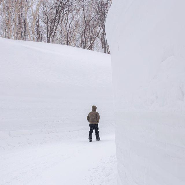 Snowbound this weekend. ✌🏻