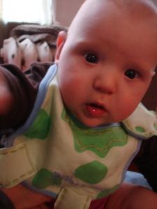 Dexter at 3 months old!