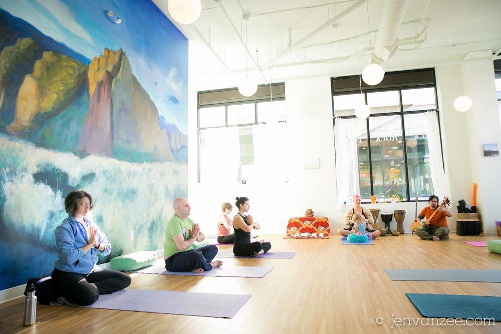 Elk Rock Yoga - Portland, OR