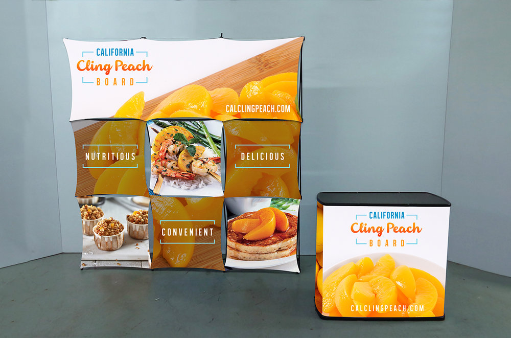 CA Cling Peach RFP — Noel Lenard Design