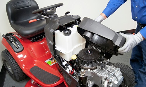 how much does it cost to start a small engine repair shop