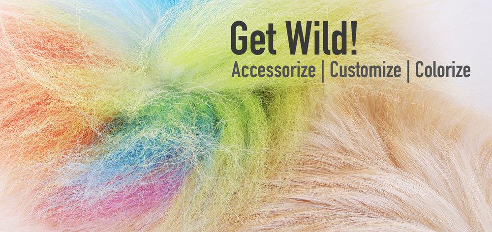 Pet Hair Dye