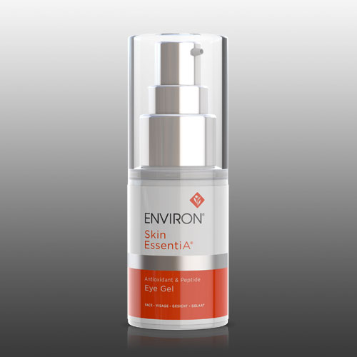 Environ PEPTIDE Eye Gel - Scientifically formulated for use around the delicate eye area, this eye gel is rich in antioxidants, peptides and vitamins that assist in creating a more youthful eye appearance...