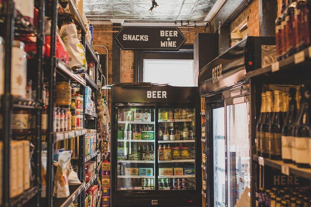 Local Convenience Store