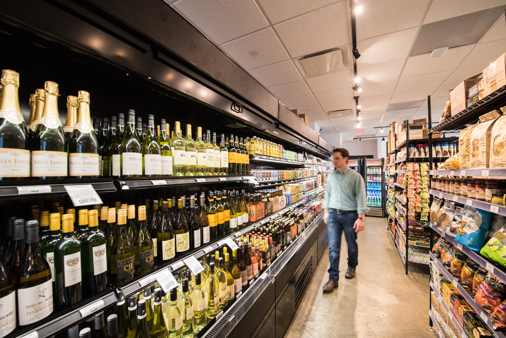 Beer and Wine DC Convenience Store
