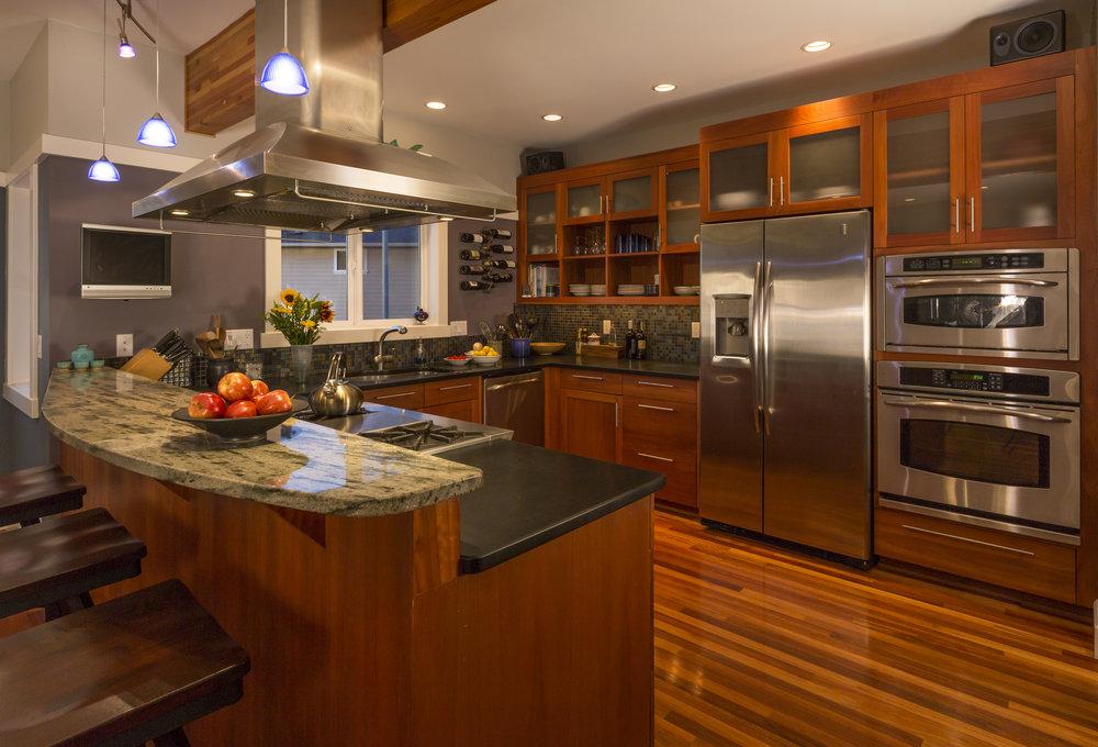 In the Kitchen — Ratsak