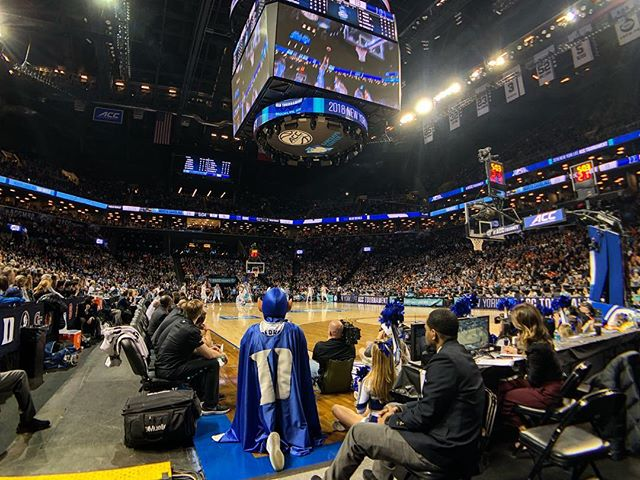 #UNC vs #duke at the #ACC tournament.