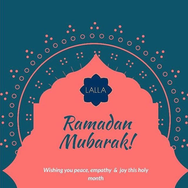Happy #Ramadan everyone, it begins today so let's celebrate! . . . #Ramadan2018 #Traditions #MyLallaHk #Moroccan #Morocco #HkLife #LetsCelebrate #Lalla #LallaSweetsYou #HkFood #Events