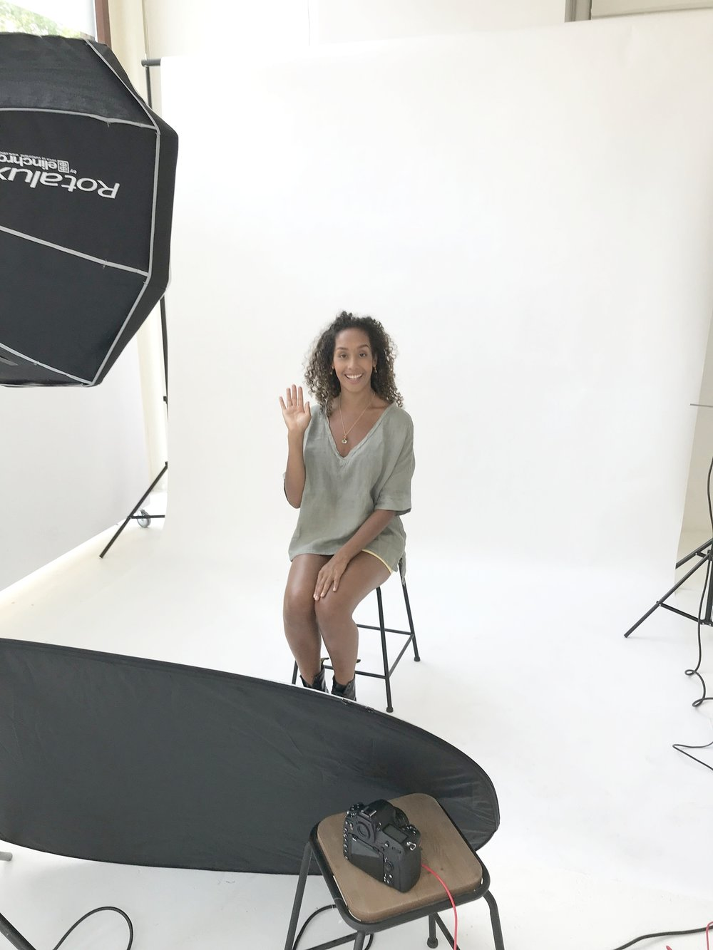 Studio Space - We have a large natural light studio for rent with a variety of backdrops, lights and coffee.Learn More