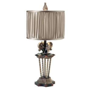 Amika 1lt Medium Table Lamp