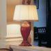 Roya, 1lt Table Lamp, white/red