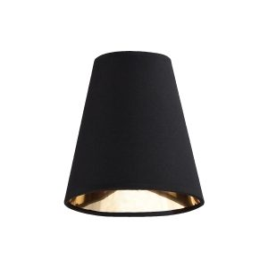 Part, Shade For Muro, blk/ Gold