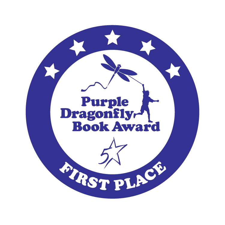 Purple Dragonfly First logo.png