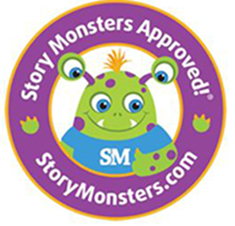 story monster approved seal.JPG