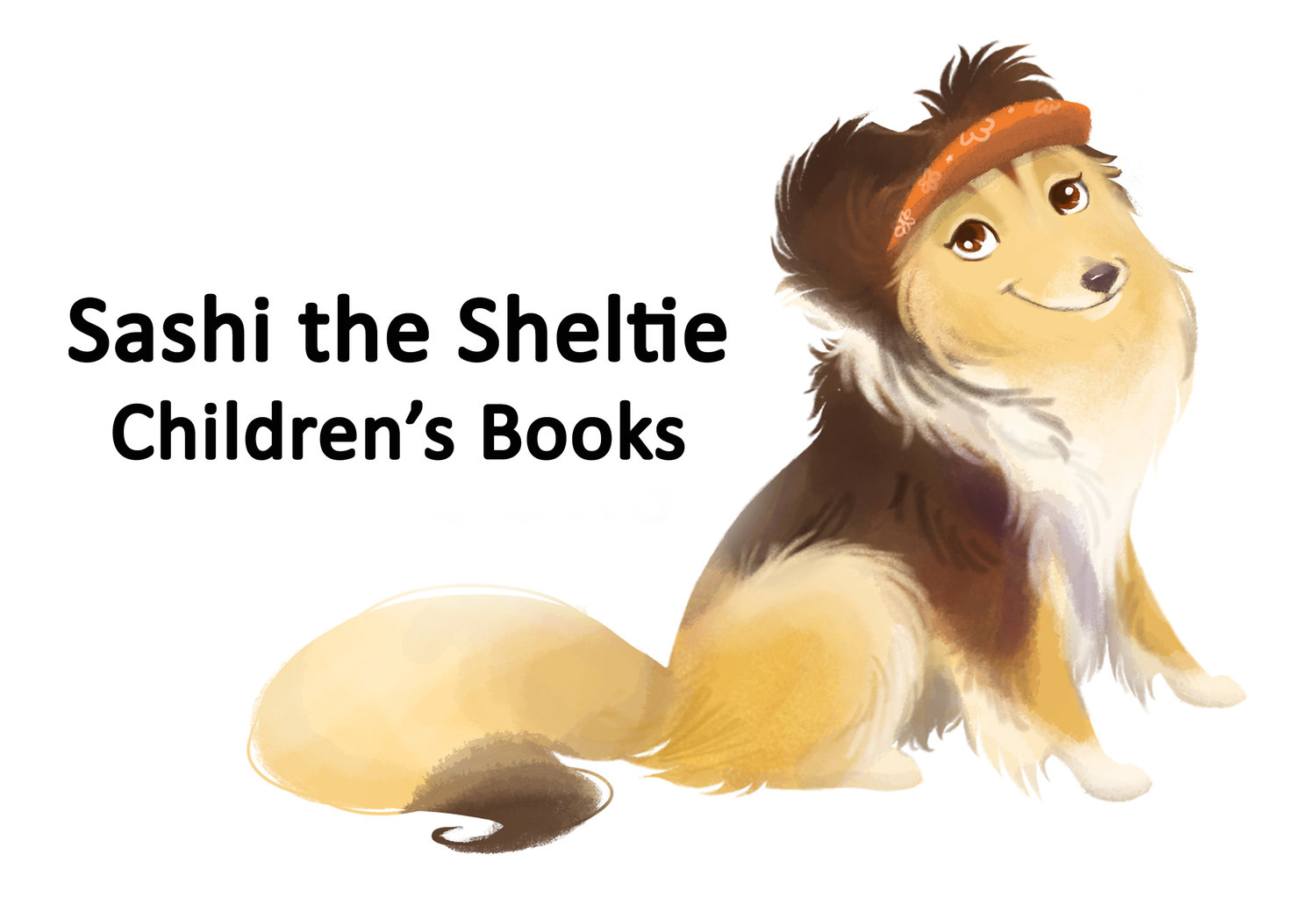 Sashi the Sheltie