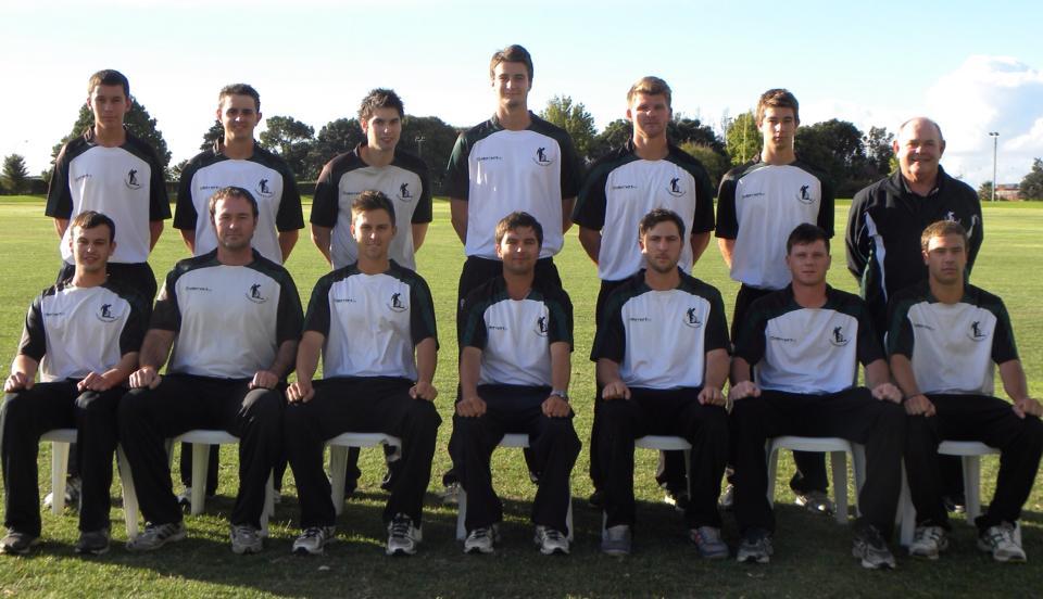 Otumoetai Cadets Premier Team 2013