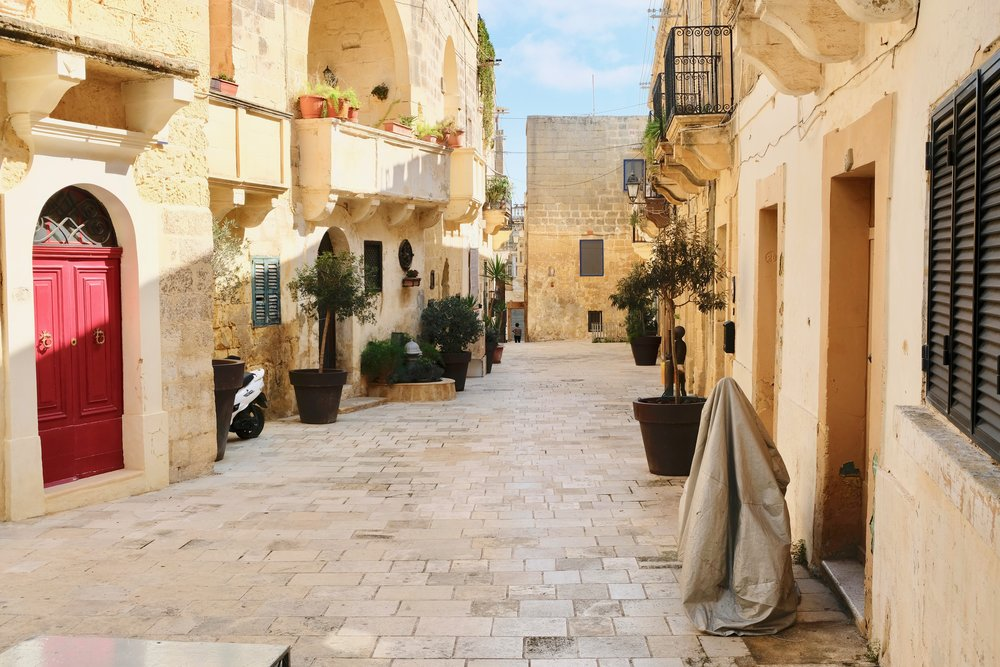 Gozo is packed with architecture reminiscent of the Middle East-like  © Paul Wheatley